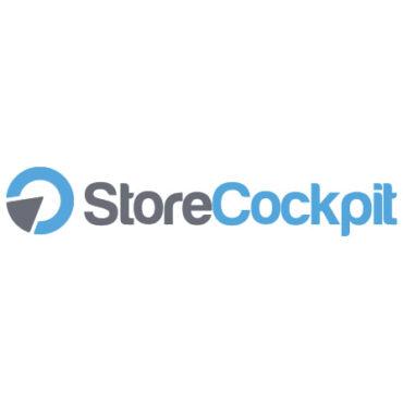 Storecockpit Logo Weiß
