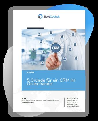 5 Gründe für ein CRM im Onlinehandel